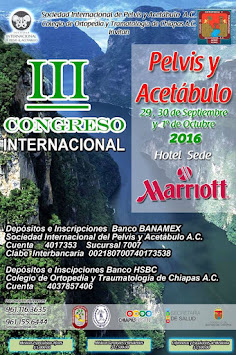 Congreso Internacional. Cirugía de Acetabulo y Pelvis