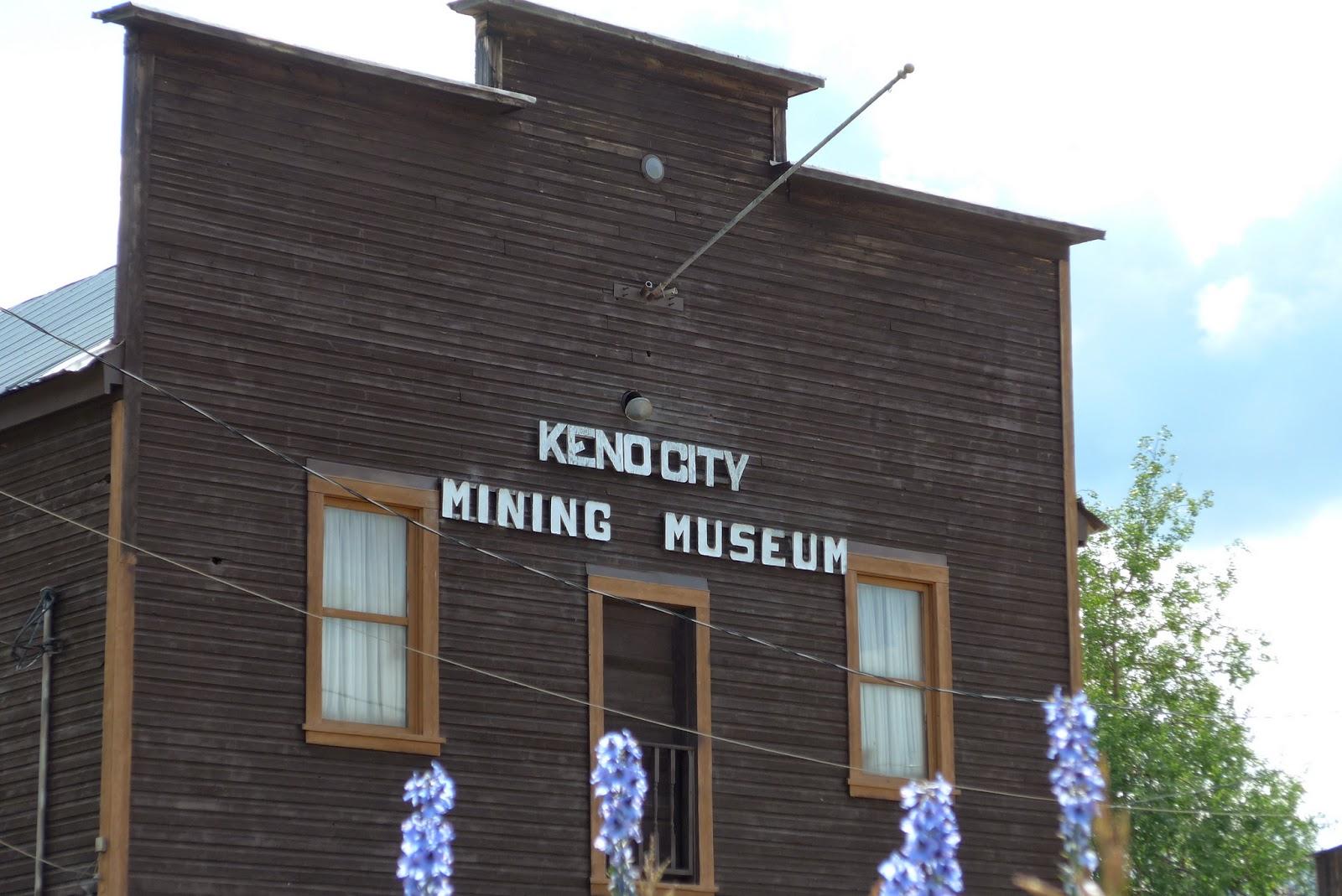 Keno Mining Museum