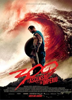 300: A Ascensão do Império   TS AVI + RMVB Dublado