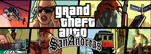 Grand Theft Auto : GTA San Andreas
