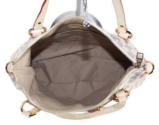 Tas Louis Vuitton LV2191 Damier White (Aneka Produk Tas Wanita)