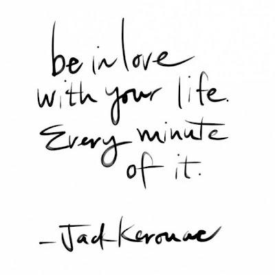 Love, life, quote