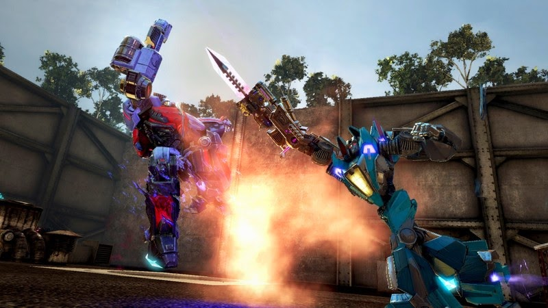 Game Transformers Rise of the Dark Spark