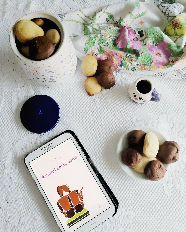 Biscotti senza uova e senza burro | Cooking&Reading