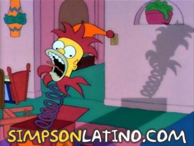 Los Simpson 3x07