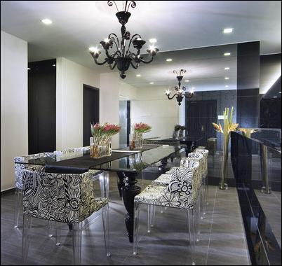 Modern Dining Rooms Designs