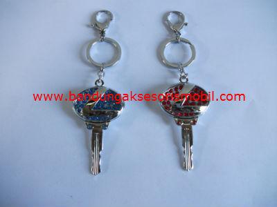 Gantungan Kunci Berlian Model Kunci Lexus
