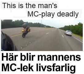 MC-FØRER - SVERIGE