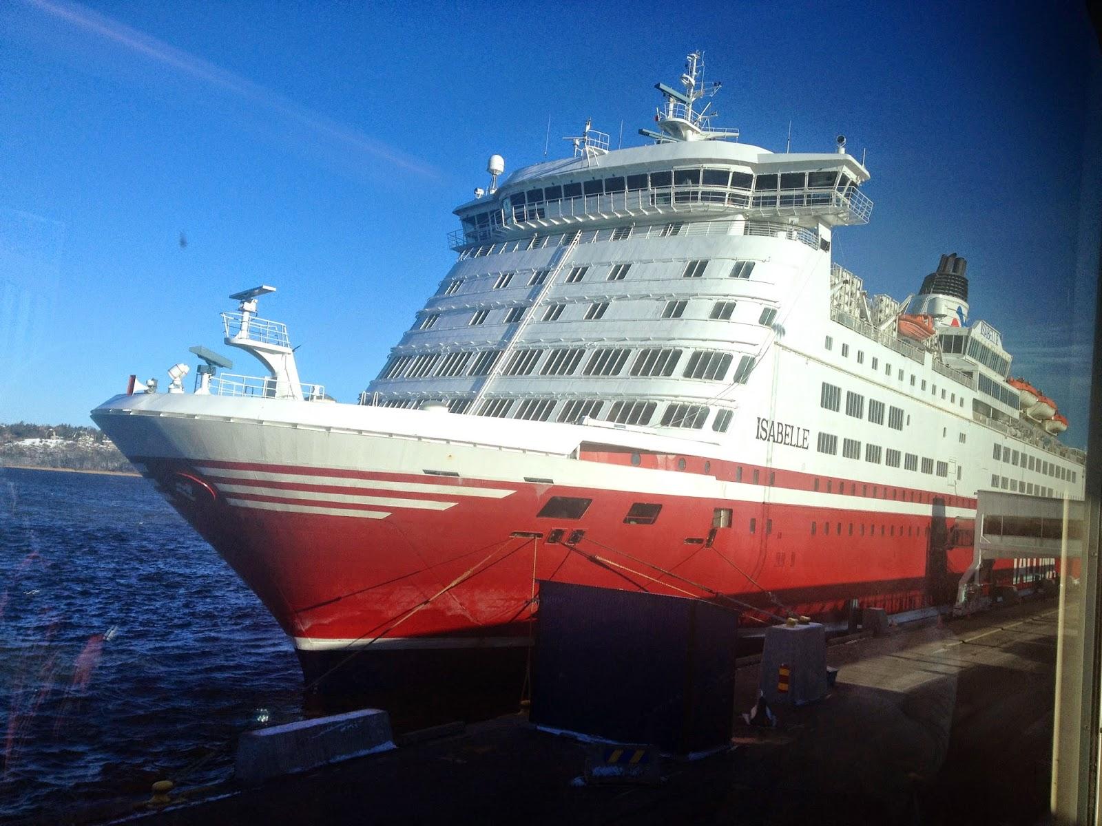 Tallink Silja line review