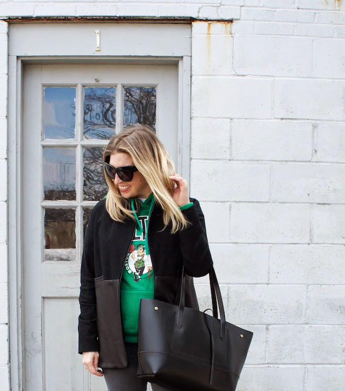 What to wear to a Celtics game
