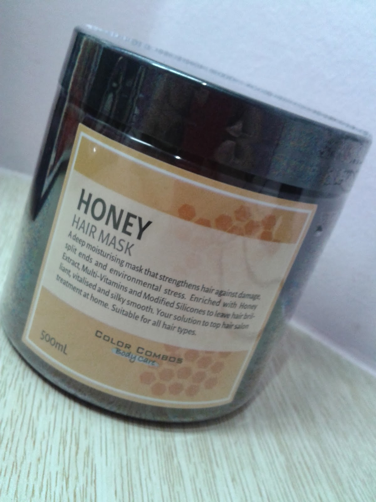 Honey Hair Mask Color Combos