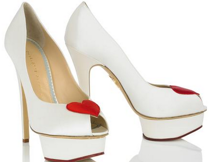 Delphine Pump by Charlotte Olympia