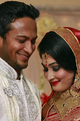 shakib and shishir wedding picture