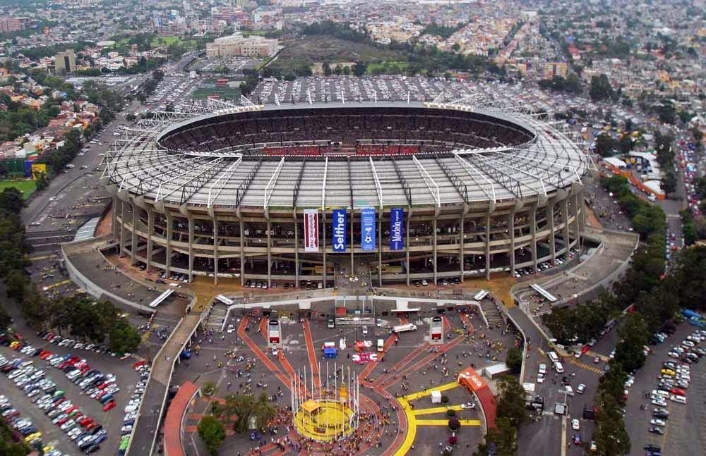 Image result for Estádio Azteca, Cidade do México (México)