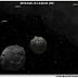 Así será el paso del asteroide 2012 DA14