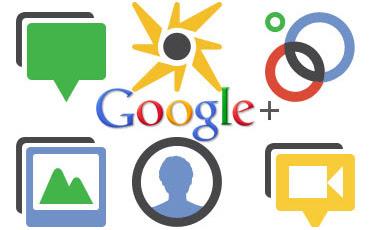 Google + kutsu