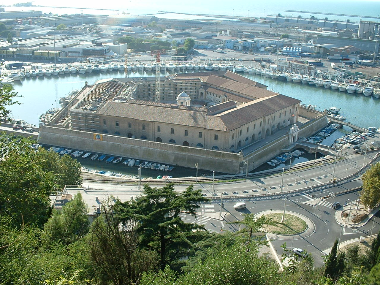 TOP WORLD TRAVEL DESTINATIONS: Ancona, Italy