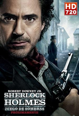 Sherlock Holmes 2: Juego de Sombras (2011) pelicula hd online