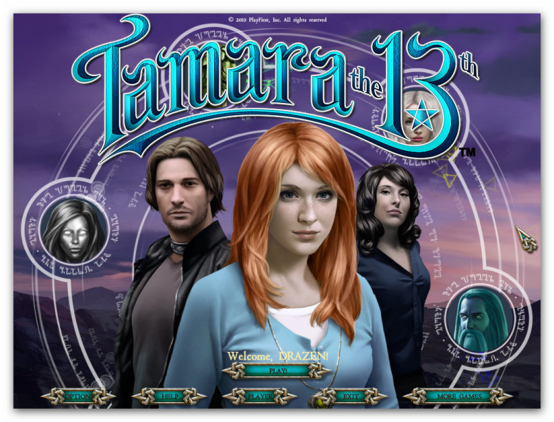 Tamara the 13th - Hidden Object Games from