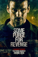 The Purge Anarchy Frank Grillo Poster