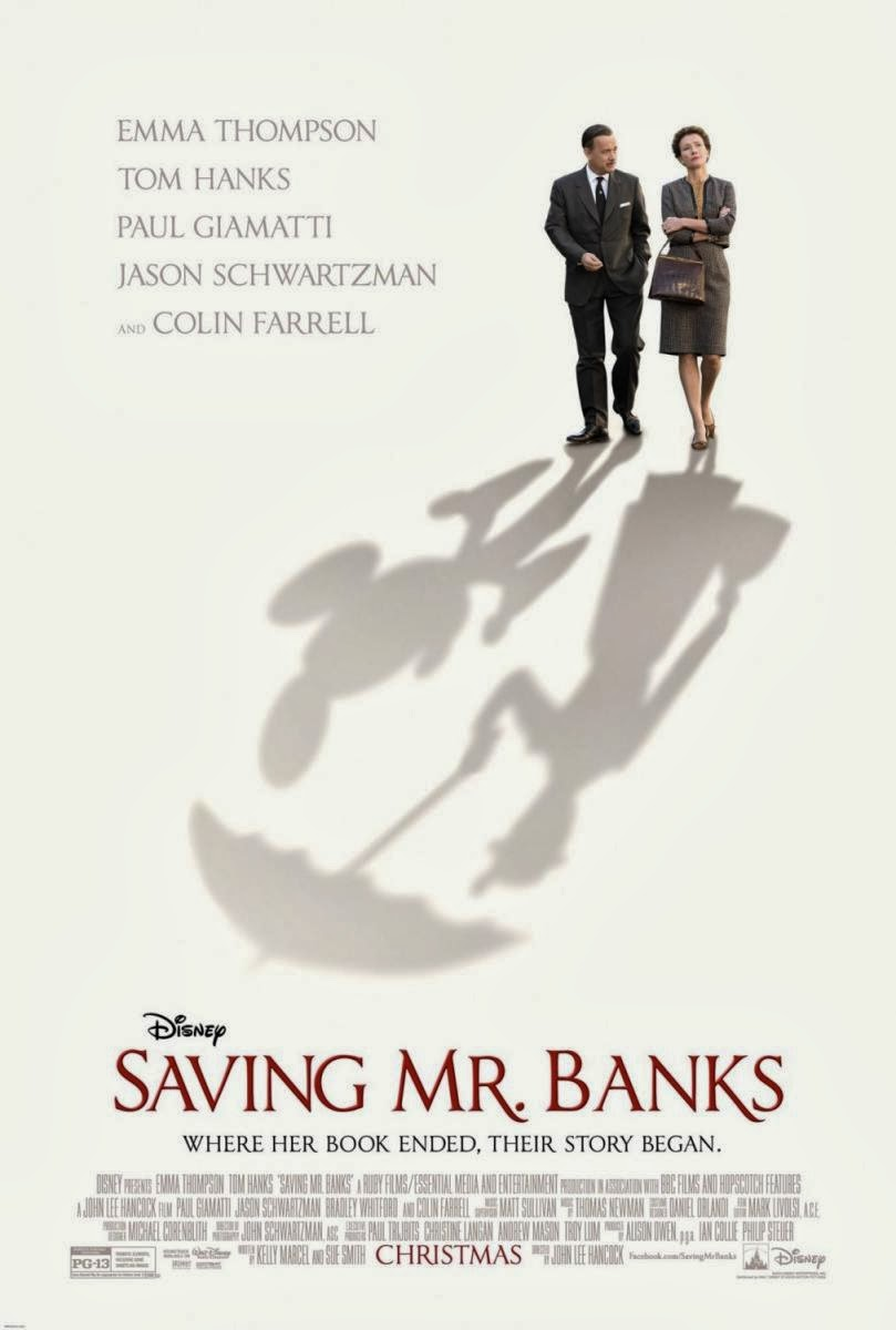 Al encuentro de Mr. Banks HD 720p Dual 2013