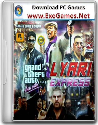 GTA Lyari Express PC Game
