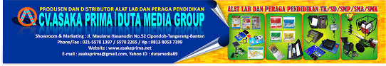 Produsen dan Distributor Alat Peraga Pendidikan PAUD TK SD SMP SMA SMK DAK BKKBN