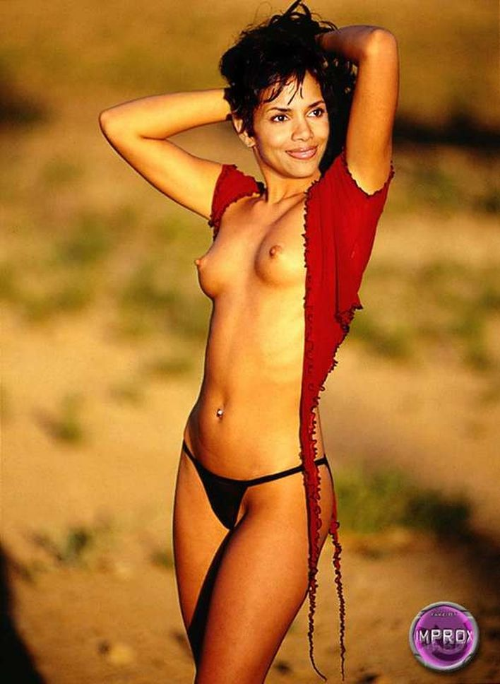 Hot actress halle berry