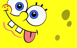 Teasing SpongeBob SquarePants