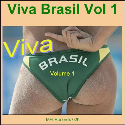 Viva Brasil Volume 1