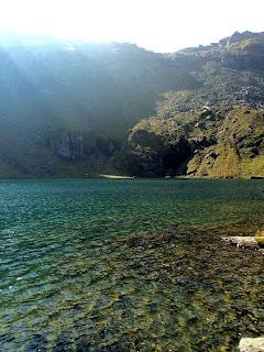 Lacul Balea- poza