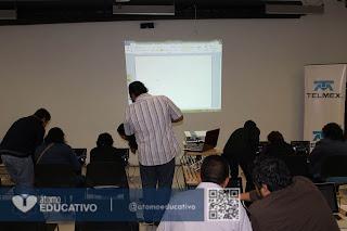 Contra el analfabetismo digital en México, nace Átomo Educativo