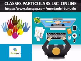 CLASSES PARTICULARS ONLINE