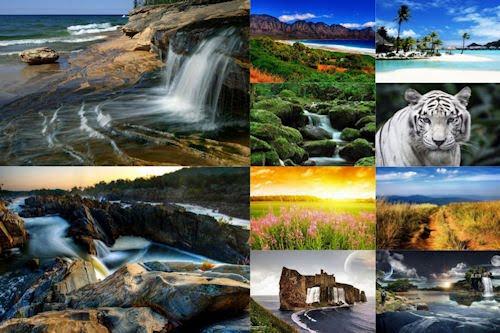 Más de 250 wallpapers gratis en Alta Resolución, categorías y tamaños