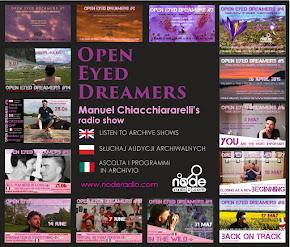 OpenEyedDreamers show