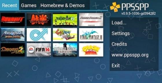 PPSSPP Gold – PSP emulator v0.9.7.2 Apk