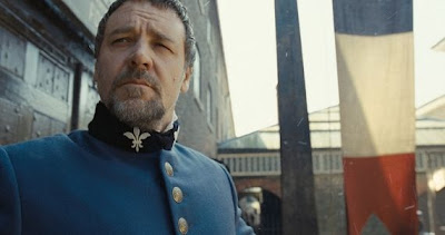 Russell Crowe, Les Misérables (2012) Movie Review