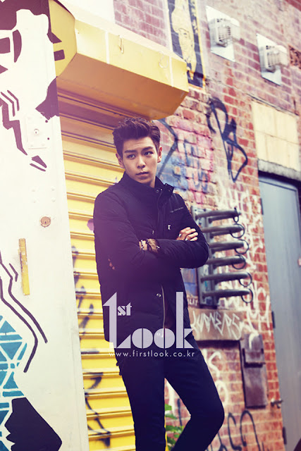 Big Bang T.O.P Calvin Klein 1st Look 14