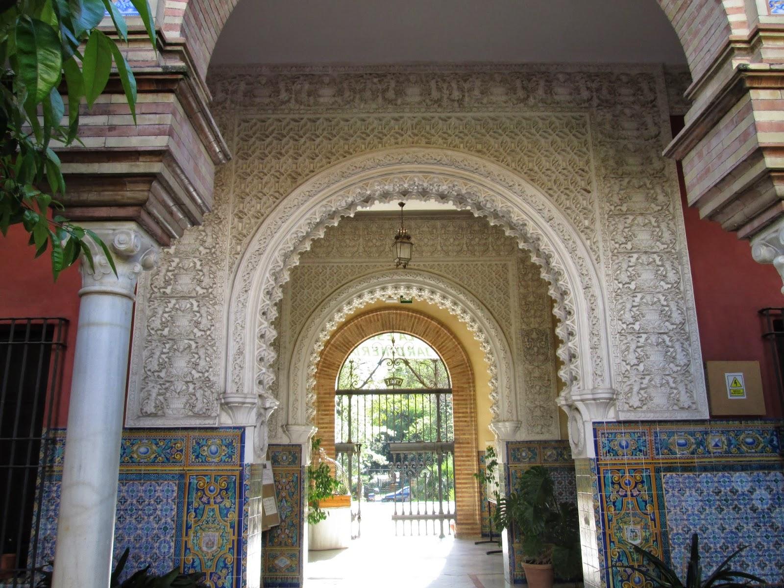 Declaraci n de intenciones el palacio de los marqueses de - La casa de los uniformes sevilla ...
