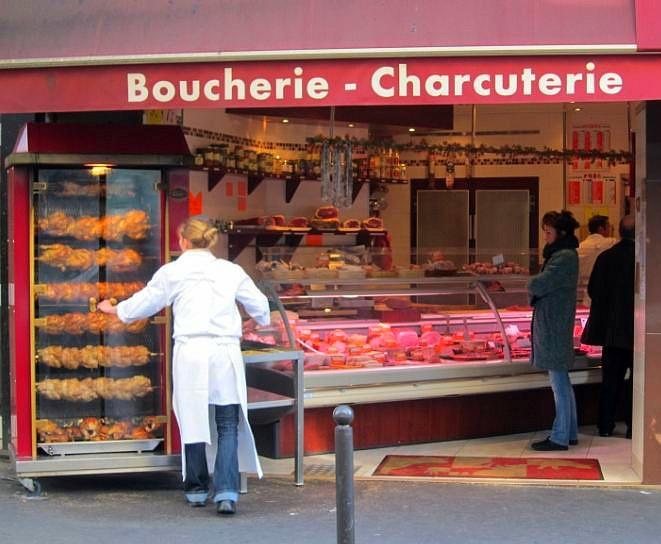 Rue Des Martyrs Restaurant