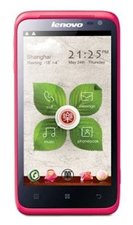 Spesifikasi dan Harga Lenovo IdeaPhone S720