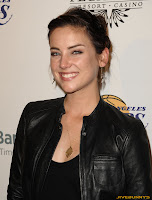 Jessica Stroup Lakers' Casino Night benefiting the LA Lakers Youth Foundatiton