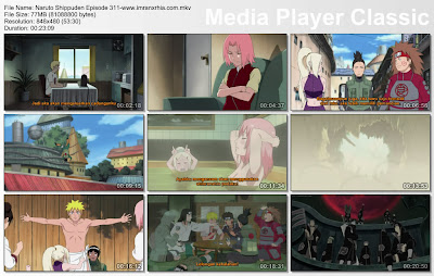 "Download Film / Anime Naruto Episode 311 ""Prolog Road to Ninja"" Shippuden Bahasa Indonesia"