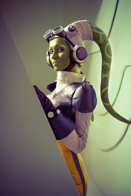 Hera costume from Star Wars Rebels
