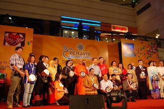 Berjaya Founder's Day 2011