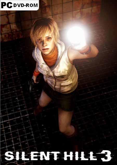 Silent Hill 3. Разное.