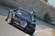 MiniMe Bugatti Veyron Clone Built on a Suzuki