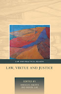 Libro Patrocinado: Amaya - Lai (Eds) Law, Virtue and Justice