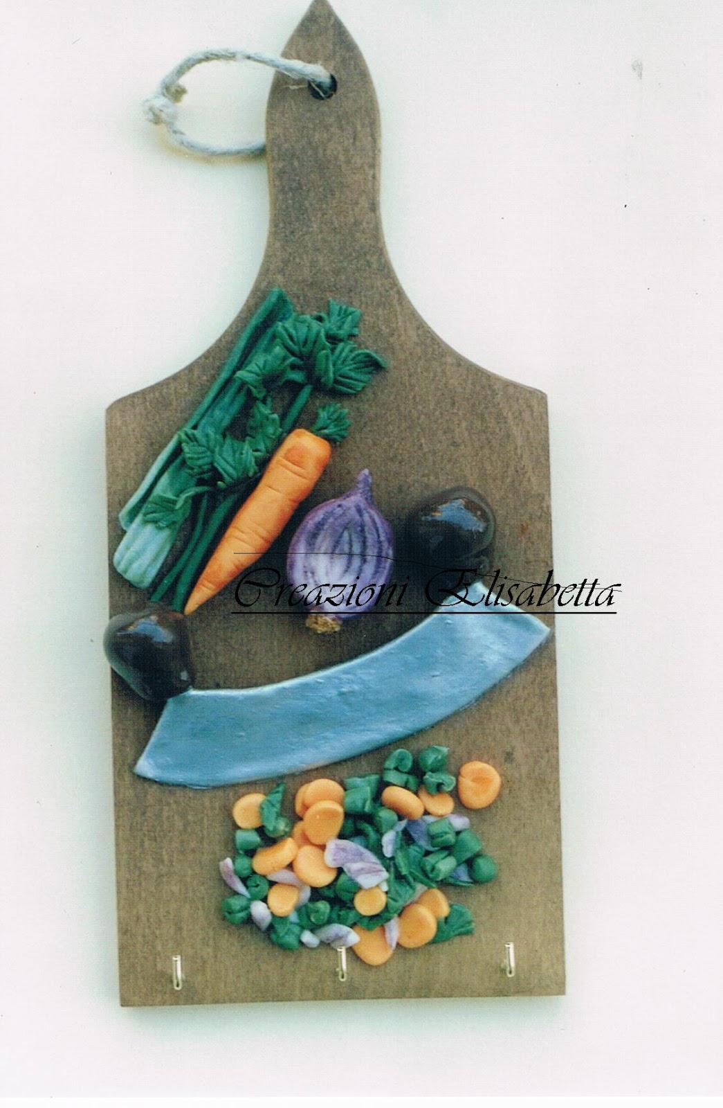 Creazioni elisabetta oggetti cucina for Oggetti cucina