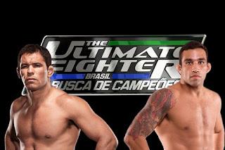 Download - The Ultimate Fighter Brasil - Em Busca De Campeões S02E01 - HDTV + RMVB